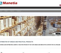 Manetia.co.uk store Gifts Household Appliances British online store