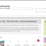 Coffeesh0p store Health Products Gifts British online store