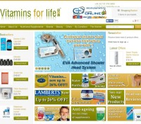 www.vitaminsforlife.co.uk store Health Products Beauty Care British online store