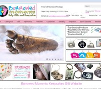 Borrowed Moments store Gifts Arts and Crafts British online store
