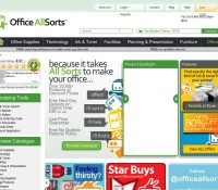 Office Allsorts store Office Supplies  British online store