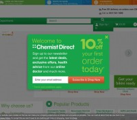 Chemist Direct store Pets  British online store