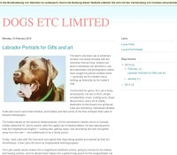 www.DogsEtcLtd.co.uk store Gifts Pets British online store