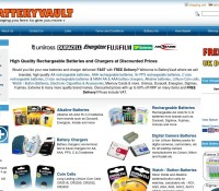BatteryVault store Consumer Electronics Photography British online store