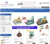 Little Bundles store Toys  British online store