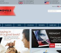 U Star Novels store Gifts Books British online store