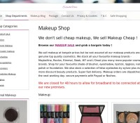 CosmeticDiva Makeup store Beauty Care Gifts British online store