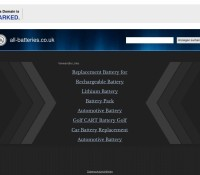 All Batteries UK store Consumer Electronics Computing British online store