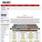 Discount Deals 4 You store Consumer Electronics Computing British online store
