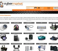 Cybermarket store Consumer Electronics Computing British online store