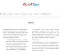 KiddieBase store Babies Gifts British online store