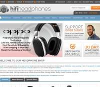 HiFi Headphones store Consumer Electronics  British online store