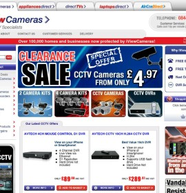iviewcameras.co.uk store Consumer Electronics  British online store