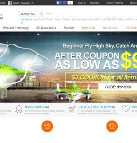 Allbuy – Chinese gadgets mall, electronics online store from China