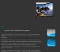 SONEX RTV AGD – Electronics stores in Poland