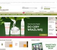 Yves Rocher – Drugstores & perfumeries in Poland