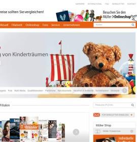 Müller Drogerie – Drugstores & perfumeries in Germany