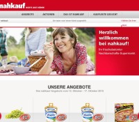 nahkauf – Supermarkets & groceries in Germany