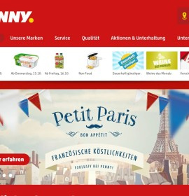 Penny Markt – Supermarkets & groceries in Germany