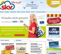 Sky Coop – Supermarkets & groceries in Germany