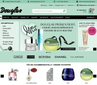 Douglas – Drugstores & perfumeries in Germany