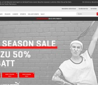 Puma – Fashion & clothing stores in Germany