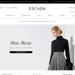 Escada – Fashion & clothing stores in Germany