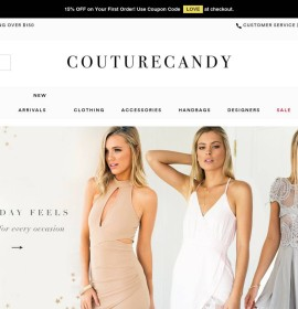 CoutureCandy – American fashion online store