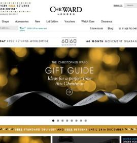 Christopher Ward – British watches online store