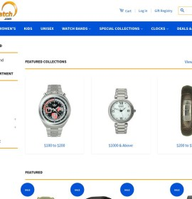 WristWatch – American watches online store