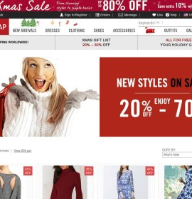 OASAP – Chinese fashion online store