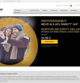 Norton Internet Security – American antivirus software online store