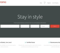Roomorama – International travel & hotel booking website