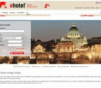 Ehotel – International travel & hotel booking website