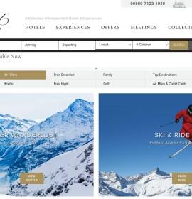 PreferredHotels – International travel & hotel booking website
