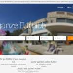 HomeAway – International travel & hotel booking website