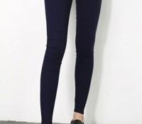 Chic Simple Color Ninth Legging – OASAP – Women's Clothes – Leggings – ,