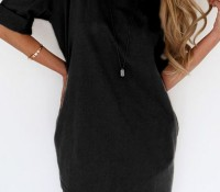 Slouchy Drop Shoulder Mini Dress – OASAP – Women's Clothes – Dresses – ,