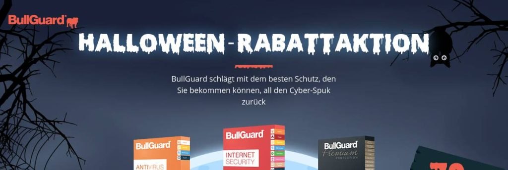 BullGuard Antivirus Special Sale - 70% Off, No trial