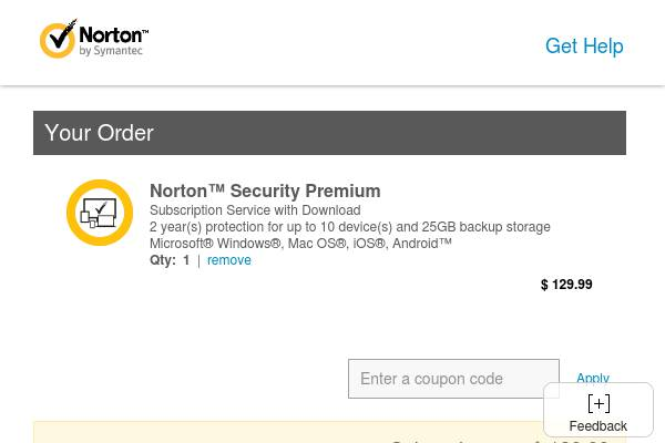 US-FLASH SALE! Save $90 on 2 YearS of Norton Security Premium and protect your devices now for only $129.99! Offer ends on Tuesday 6/20.