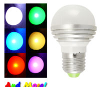 LED Color Changing Light Bulb with Remote Controller – Chinavasion Wholesale Electronics & Gadgets –